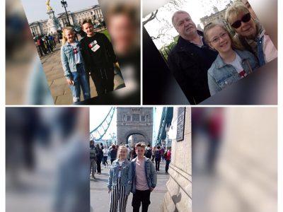 Rees, Gymnasium Aspel. Hier war ich mit meinem Bruder und meinen Großeltern im April 2019 auf einer Städtetour in London. It was great!!!!