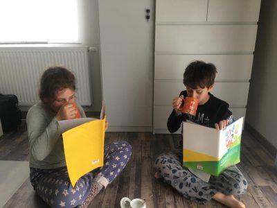 """Stuttgart , Waldschule Degerloch  """"Teetime"""""""