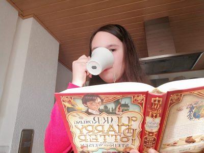 Herxheim bei Landau,Pamina Schulzentrum. immerse yourself in a magical world at teatime
