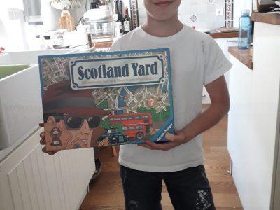 "Leverkusen, Landrat-Lucas-Gymnasium  ""Scotland Yard is the best game ever"""