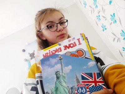 Donauwoerth Realschule Heilig Kreuz                        Ich sammel diese Hefte seit der 1.oder 2. Klasse seitdem ''lerne''  ich Englisch und das macht Mir auch Spass