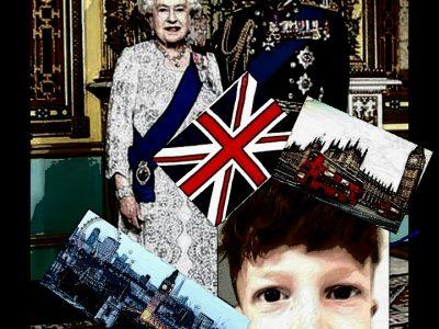 48599 Gronau  Euregio Gesamtschule  Besuch bei der Queen :)