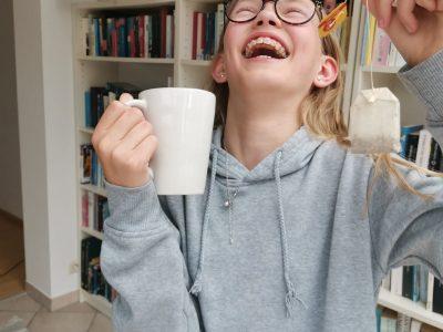 "Bad Homburg - Maria Ward Schule ""It's tea time!"" :-)"
