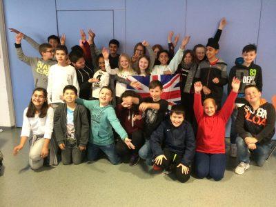 Friedrich-Ebert-Schule Mühlheim - We took the challenge!