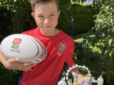 Wertingen,Gymnasium Wertingen, Luis Franke 5e  I love Rugby and London is a fantastic city!