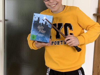 Ingolstadt, Xaver Maschke , Ludwig-Fronhofer Realschule  Kommentar: Ich liebe Harry Potter :D