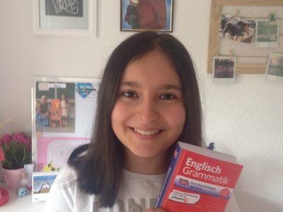 Oberhausen Bertha von Suttner Gymnasium     Es macht mir sehr viel Spaß English zu lernen.