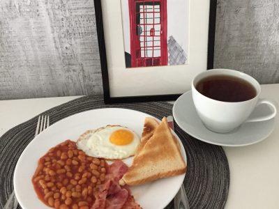 Göppingen Hermann-Hesse-Realschule, Ein Englisch Breakfast ist Typisch Englisch und sehr lecker! :)