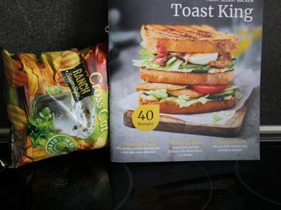 """nach der schule mache ich einen auf """"english toast king"""""""