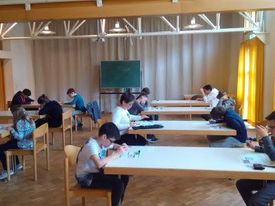 Lampertheim Litauisches Gymnasium Big Challenge - Wettbewerb 2017