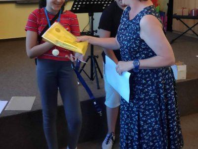 Stadt Darmstadt, Wilhelm-Leuschner-Schule  Am 28.Juni 2019 wurden den Schülerinnen und Schüler ein besonderer Dank und Anerkennung ausgesprochen.