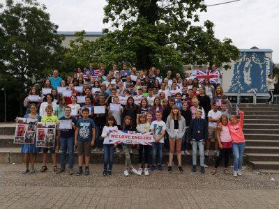 "Leibniz-Gymnasium Östringen - ""We love English"""