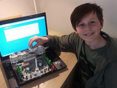 Christian von Bomhard Schule in Uffenheim, LEGO und Englisch: meine liebsten Beschäftigungen ;-)