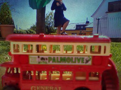 Christian von Bomhard Schule Uffenheim I love the red double- decker bus... Vanessa Barth