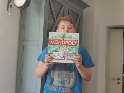 Monheim am Rhein, Dorian Brauers, Peter Ustinov Gesamtschule Am liebsten spiele ich in meiner Freizeit Monopoly mit meiner Familie