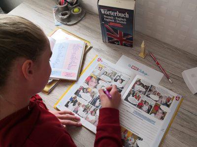 FINSTERWALDE, Grundschule Finsterwalde-Nehesdorf  Wer viel lernt, der viel gewinnt... english is my hobby