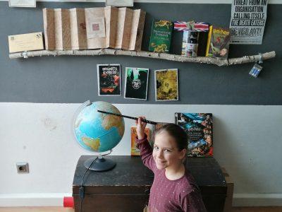 Alsbach-Hähnlein, Melibokusschule  I love Harry Potter! ;-)