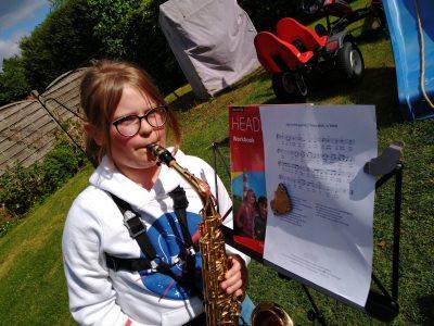 Sendenhorst, Realschule St.Martin Sendenhorst,   Musik kennt keine Grenzen