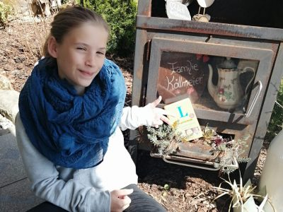 Emilia Köllmeier, aus der Wallburg - Realschule Eltmann 10 Jahre