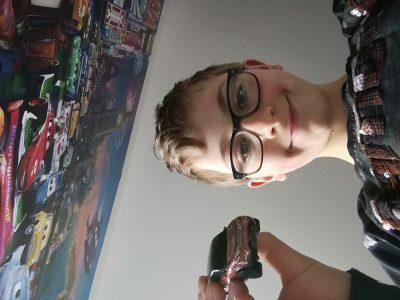 Bergen auf Rügen Regionale Schule am Rugard Das bin ich mit einem Range Rover