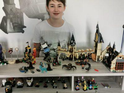Erwitte, Städtisches Gymnasium   Meine Harry Potter Sammlung aus Lego