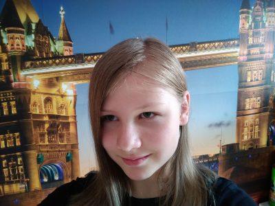 Hildburghausen, Staatliches Gymnasium Georgianum Ich wäre gerne mal in London.