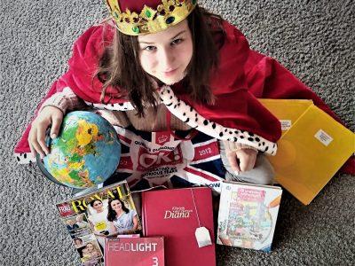 Offenburg/ Klosterrealschule u. lieben Frau Ich bin seit Jahren England Fan und weiß alles über das Königshaus.