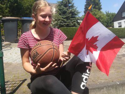 Velbert, Geschwister-Scholl Gymnasium  Kanada & BBall =Coole Fotos