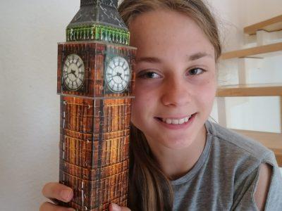 Schurwaldschule Rechberghausen  Reise zum Big Ben