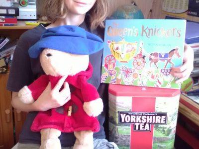 Nauen Leonardo da Vinci Campus Paddington and I both like tea. I hope I can visit my British grandparents this year!