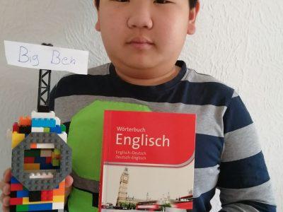 Mönchengladbach,Hugo-Junkers-Gymnasium  Ich habe sehr viel Mühe in den Big ben gesteckt.  Und Englisch ist einer meiner Lieblingsfächer.