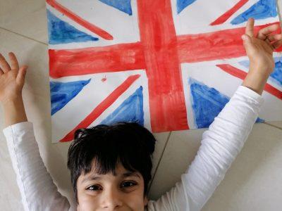 Aryan Rashad von der Msh in Hamburg.  I love London.