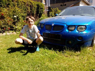 Groitzsch, Wiprecht Gymnasium Wir lieben englische Autos!