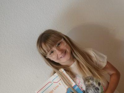 Stadt Hagen, Gesamtschule HASPE  Ich habe das Englischheft genommen, weil da man sehr wiel lernen kann.  Ana