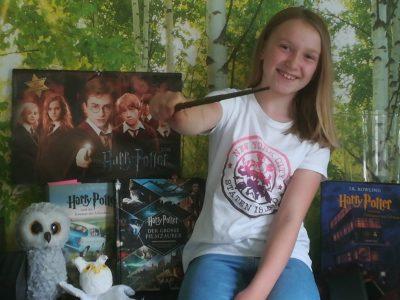 """Welzheim, Kastell-Realschule """"Ich bin riesiger Harry-Potter-Fan !"""""""