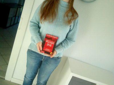 Zetel IGS Friesland-Süd Da hat man eine perfekte Story für eine Leseratte wie mir mit Englisch lernen verknüpft.