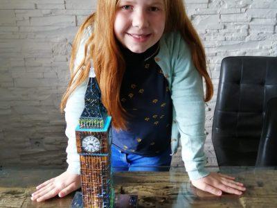 Selm, SGS Selm  Dies ist eine Sehenswürdigkeit aus London, der Big Ben! This is a showplace in London, the Big Ben!