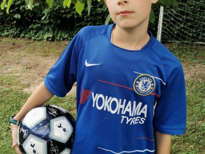 Bonn, Carl-von-Ossietzky Gymnasium England ist Fußball