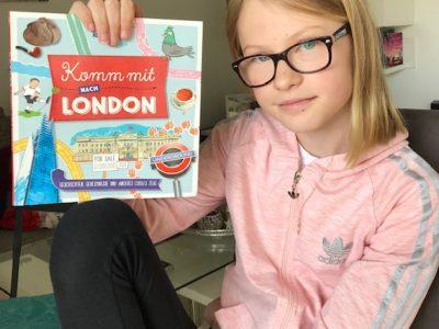 Werl Mariengymnasium Eigentlich wäre ich im Sommer mit meiner Tante in London gewesen. Dazu habe ich dieses Buch bekommen. Leider geht es dieses Jahr wegen Corona nicht:-(