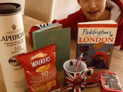Sankt Augustin,  Albert Einstein Gymnasium   Wir möchten soo gerne nochmal nach London!!!