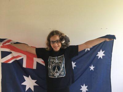 Ich liebe Koalas!  Mila Stege, Geschwister-Scholl-Gymnasium Sangerhausen
