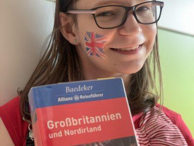 Gymnasium Wilsdruff, Freital  Dreams come true, when I can go to Great Britain!☺