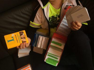 MEIN SCHATZ!!  :-D  Alle Vokabeln von diesen Karten sind in meinem Kopf!!   Englisch lerne ich jeden Tag!!   Lucas - Schule am Bunzelberg - Berlin