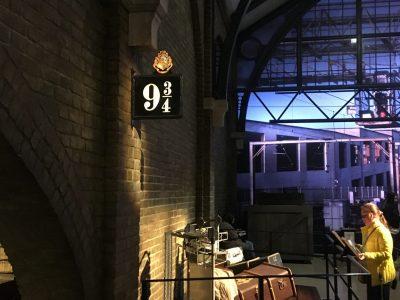 Kelkheim Privat Gymnasium Dr.Richter  #nina im harrypottermuseum #london