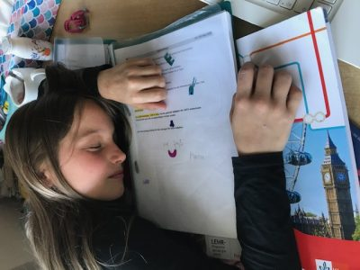 Johanna dreams of English!!!  Johanna Spratter, 5b,  Cham in der Oberpfalz, Bayern, Gerhardinger Realschule