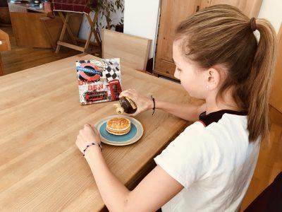 Prien, LTG Prien Ob Großbritannien oder USA, mit Pancakes startest du gut in den Tag ;-)
