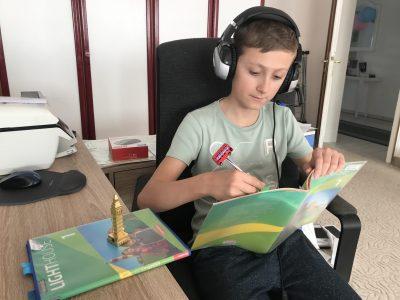 Kobern-Gondorf - Realschule Plus in Kobern-Gondorf  Der Test hat viel Spaß gemacht. Zum Schluss wurde es kniffeliger...  Viele Grüße, Blendi Behrami (11 Jahre)