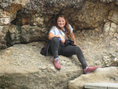 Warendorf; Gymnasium Laurentiamum   2017 war ich mit meiner Familie in den USA. Das Foto ist auf dem Gelände des Mount Rushmores entstanden.