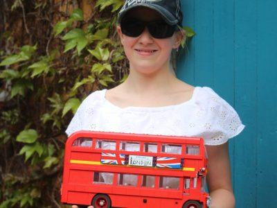 Johann-Gottfried-Herder-Gymnasium Pirna  Ich lerne gerne Englisch und möchte gerne mal nach London reisen