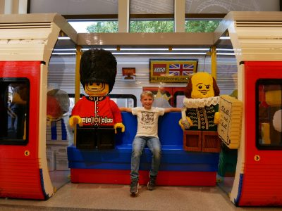 """""""Lego Store London - Der perfekte Urlaub"""" Erfurt, Königin-Luise-Gymnasium"""